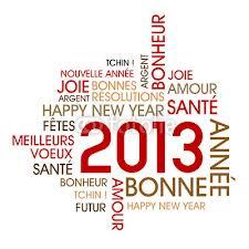 Bons concours 2013