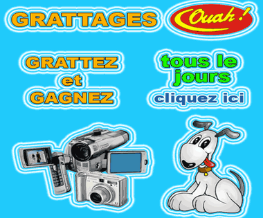 instant gagnant ouah