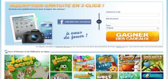 Prizee gratuit, un site de jeux gratuits en ligne original